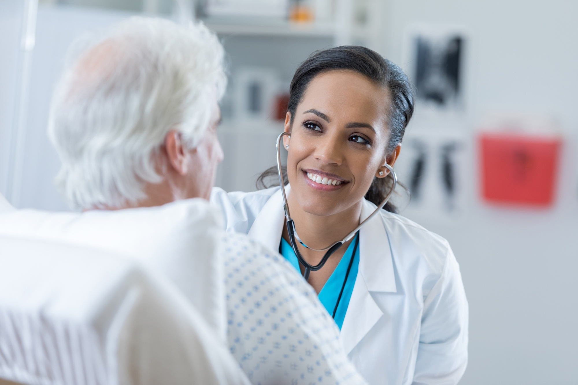 Talk to your doctor about colon cancer screenings.