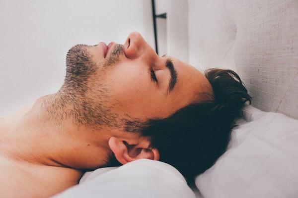 Canva - Man, Young, Male, Adult, Sleeping, Deep, Sleep