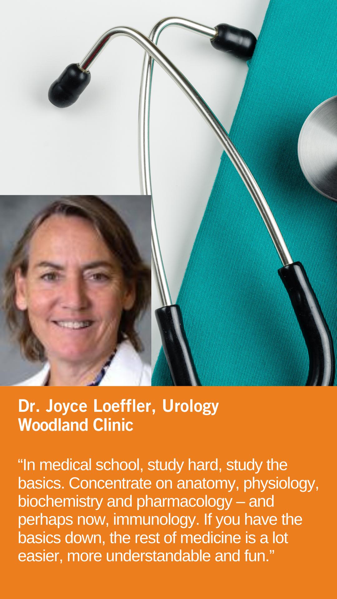 Joyce Loeffler, MD, Urology, Woodland Clinic